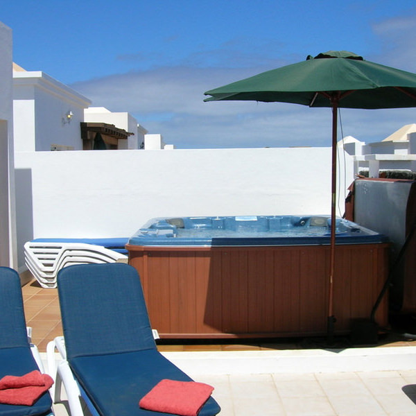 4 Bedroom Lanzarote Villas