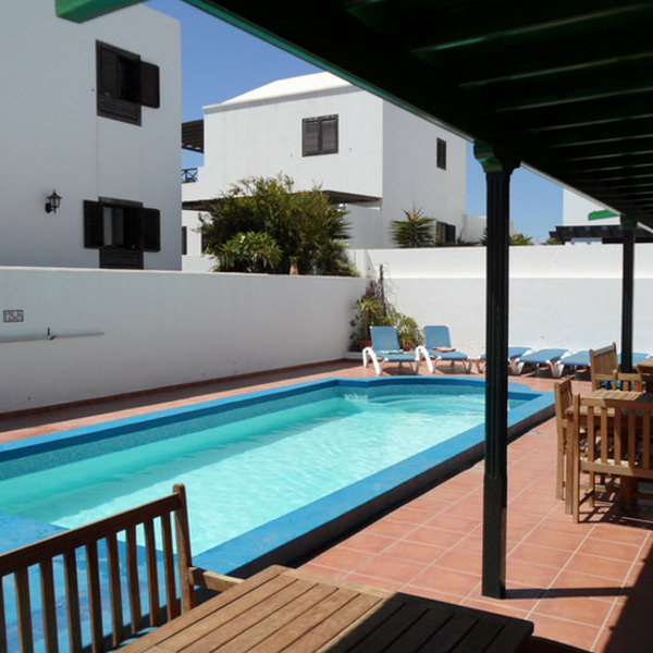 5 Bedroom Lanzarote Villas